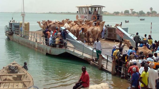 Bac Rosso Mauritanie