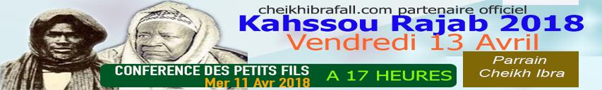 Bannière Kahssou raja 2018